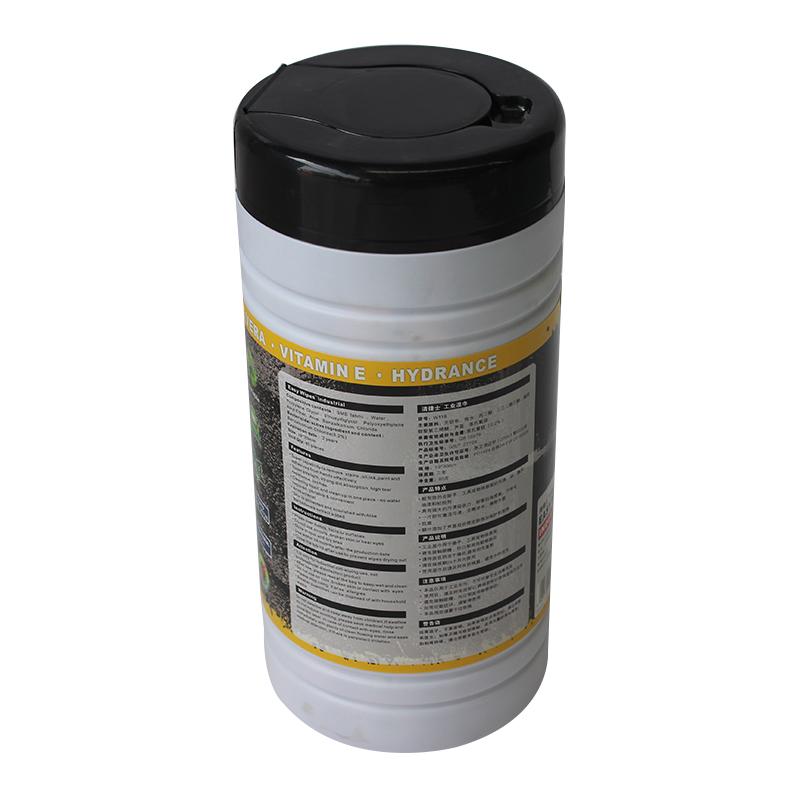 赛立特 W118 清捷士工业湿巾桶包装桶