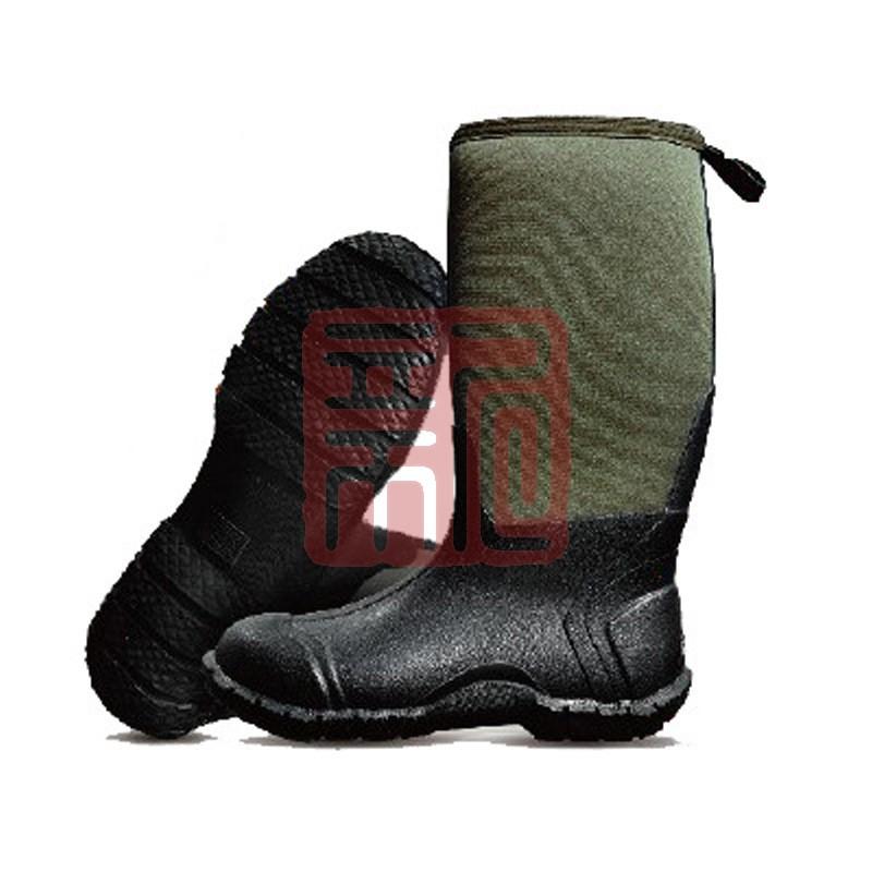 霍尼韦尔B201307005-12 中筒保暖靴  可选保护足趾 可选防刺穿-12封面