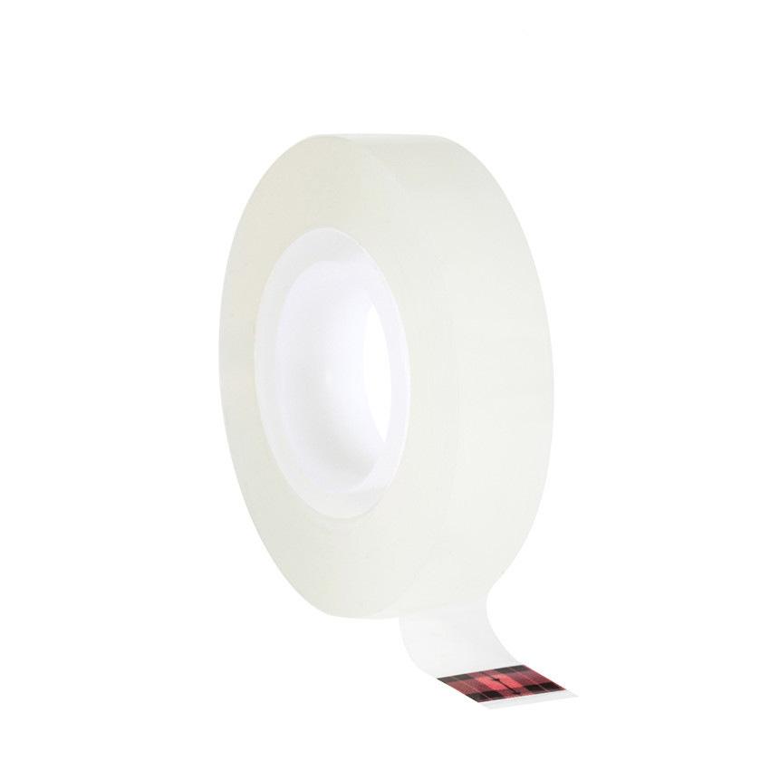 3M 600 高级透明胶带12.7mm*33m