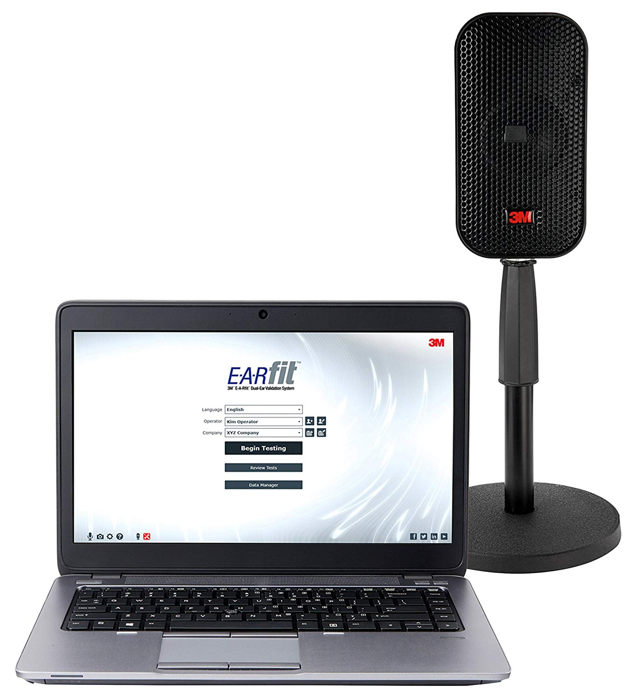 3M 393-1100 E-A-R FIT 验证系统