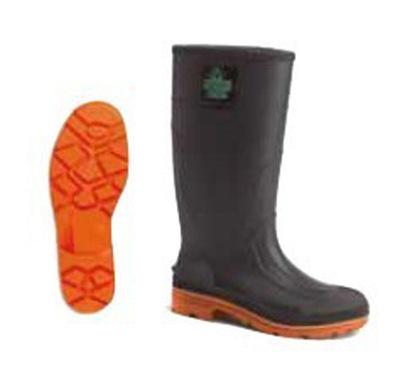 霍尼韦尔75145C-8防化靴 15英寸 黑色 优质PVC高筒亚博体育APP官网靴 保护足趾 防刺穿