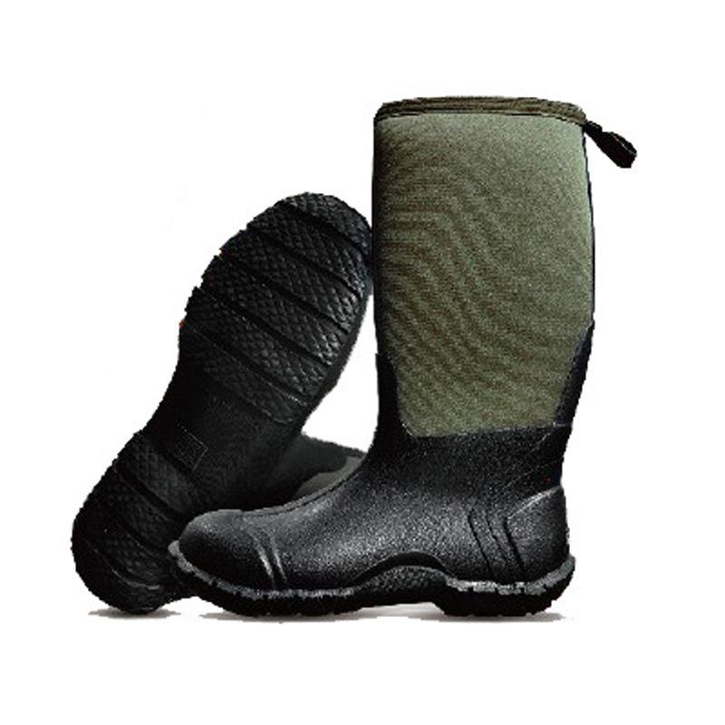 霍尼韦尔B201307005-6 中筒保暖靴  可选保护足趾 可选防刺穿-6