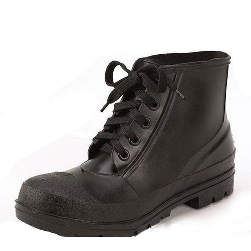 霍尼韦尔B201307001-11  系鞋带保暖短靴 可选保护足趾 可选防刺穿-11