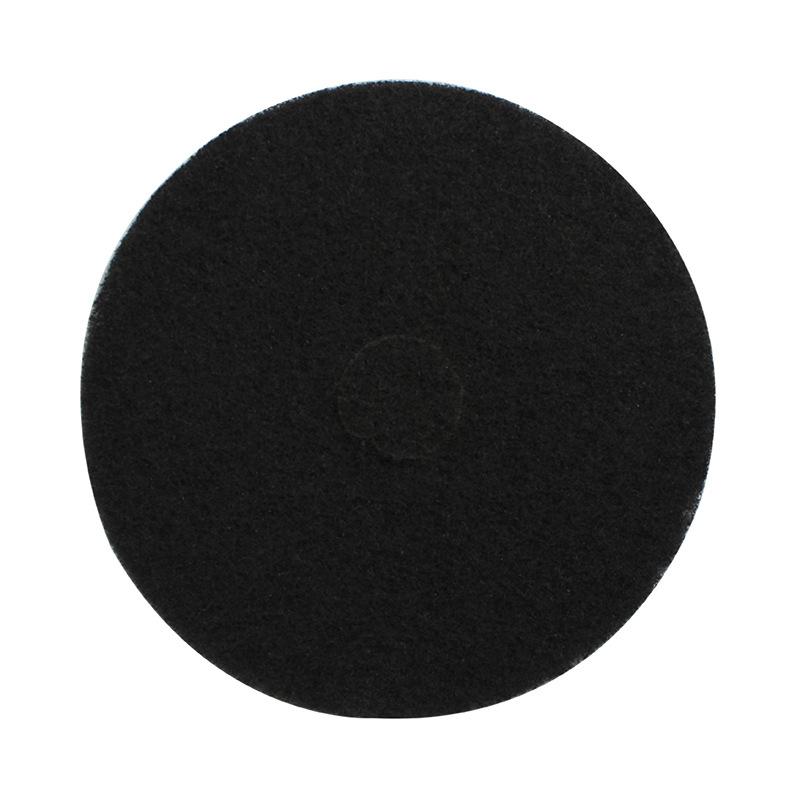 3M 7200加厚型黑色起蜡垫17英寸