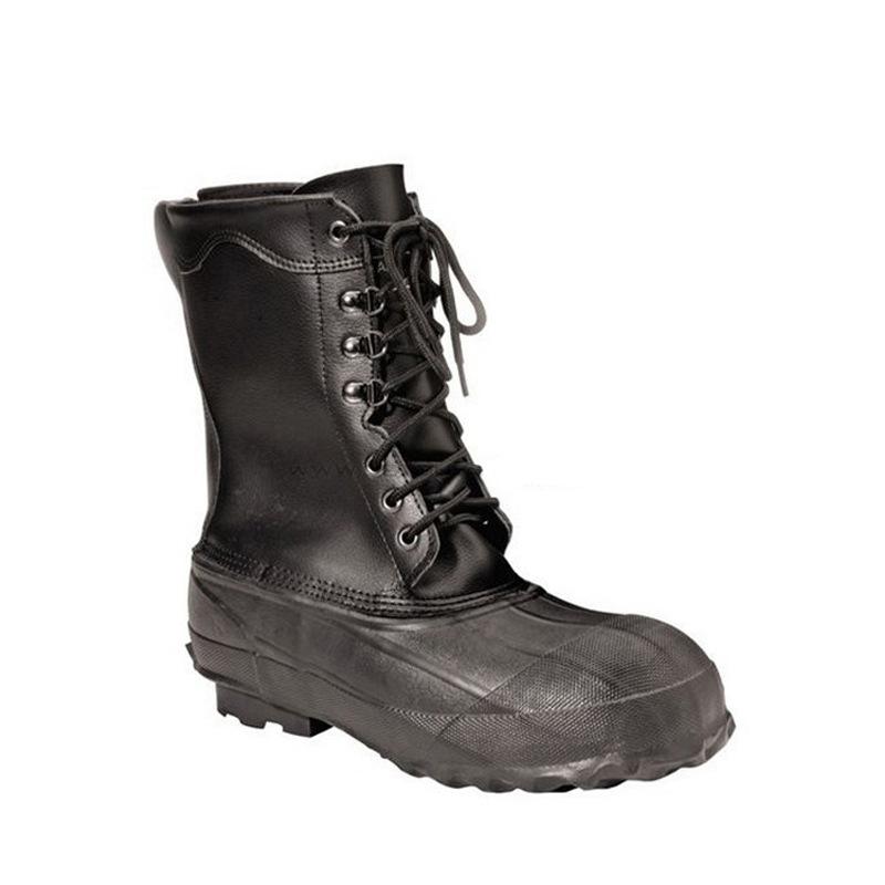 霍尼韦尔A521- 10黑色防寒皮质鞋面派克靴 保护足趾