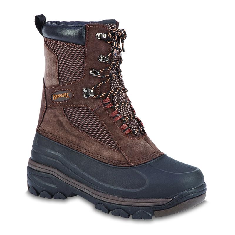 霍尼韦尔A531- 10棕色翻皮防水防寒派克靴(A466替代款)