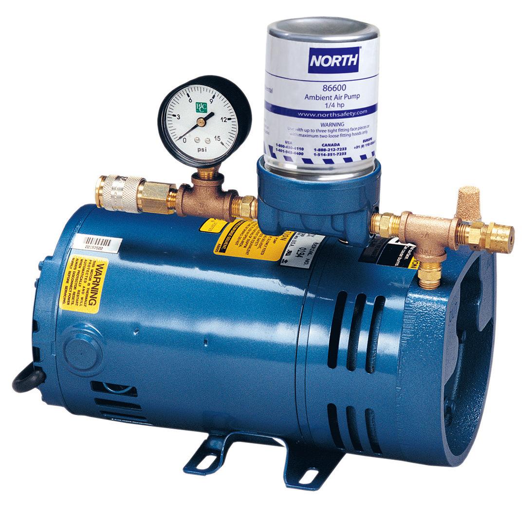 霍尼韦尔86610中压气源泵