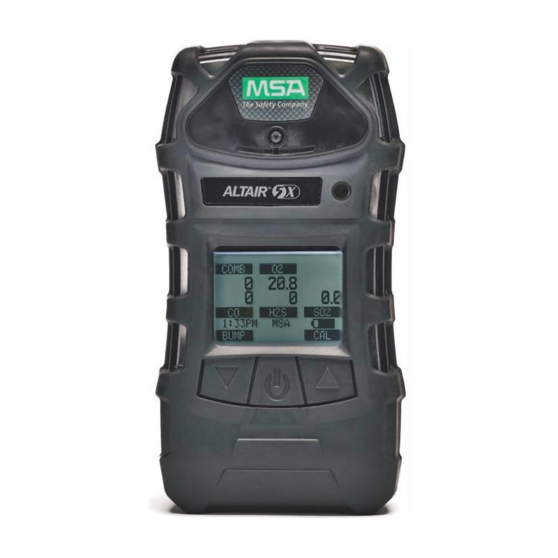 MSA/梅思安 10125238天鹰5X多种气体检测仪(LEL/O2/CO/H2S/SO2/泵/单色屏) *