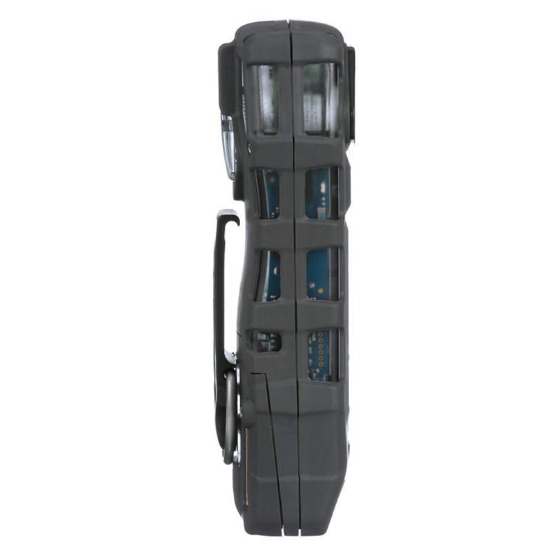 梅思安10125239天鹰5X多种气体检测仪(LEL/O2/CO/H2S/SO2/泵/彩屏)