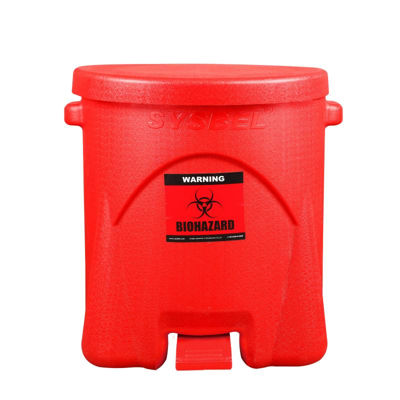 SYSBEL/西斯贝尔 WA8109600 生化垃圾桶(14Gal/53L)