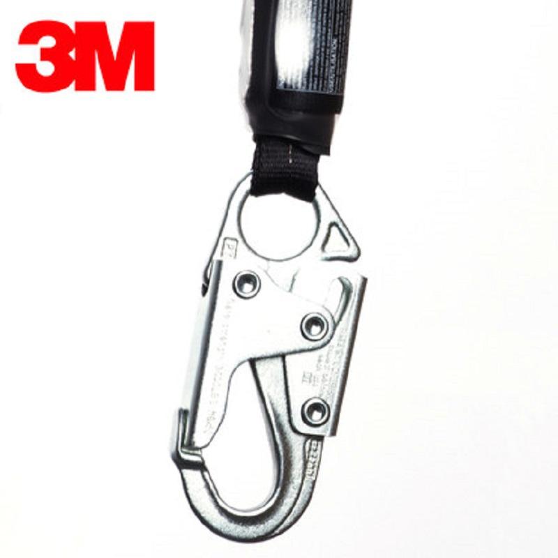 3M 凯比特 3100437 Rebel小型速差器塑料外壳长度6米织带型带减震装置(可替代3100431)