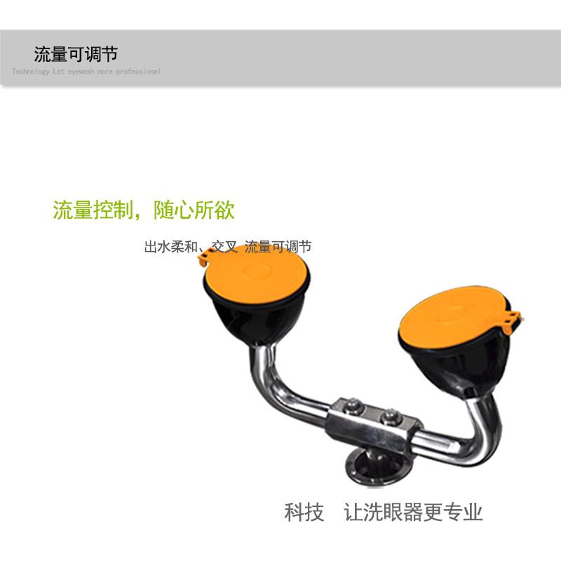 博化牌 BH30-1011 304不锈钢ABS复合式冲淋洗眼器