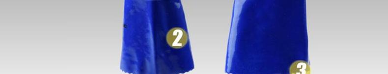 DELTAPLUS/代尔塔201780 VE780舒适版PVC防化手套