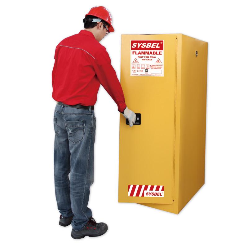 WA810540 易燃液体防火安全柜/化学品安全柜(54Gal/204L)