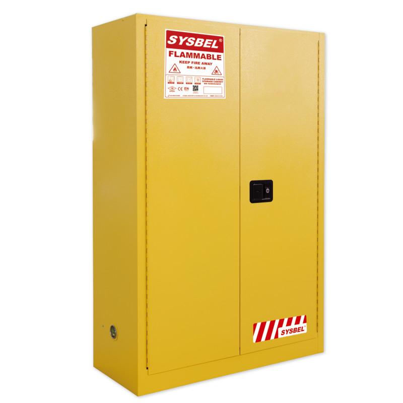 WA810450 易燃液体防火安全柜/化学品安全柜(45Gal/170L)