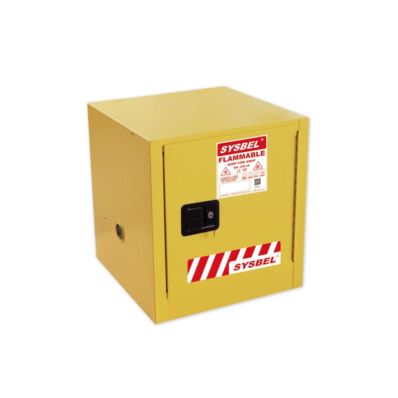SYSBEL/西斯贝尔 WA810100 易燃液体防火安全柜/化学品安全柜(10Gal/38L)