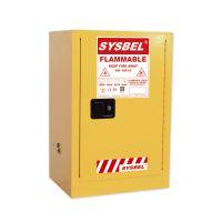 西斯贝尔SYSBEL WA810120 易燃液体防火安全柜/化学品安全柜(12Gal/45L)