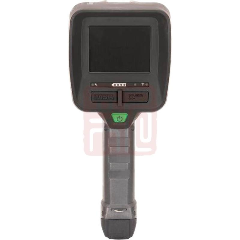 梅思安10154205 EVOLUTION 6000S 基本型 包含 LED 灯 激光指示器摄氏温度显示灯封面