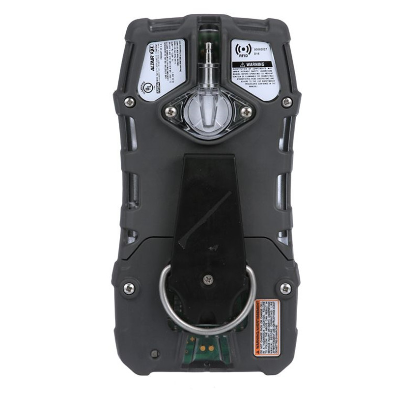 梅思安10129529天鹰5X便携式多种气体检测仪(LEL/O2/CO/H2S/CL2/CO2/泵/彩屏)