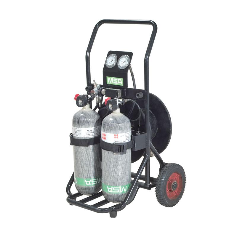 梅思安10144029 移动式供气装置