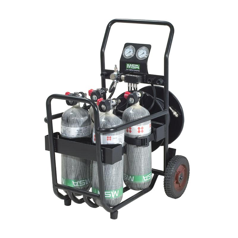 梅思安10127386 移动式供气装置