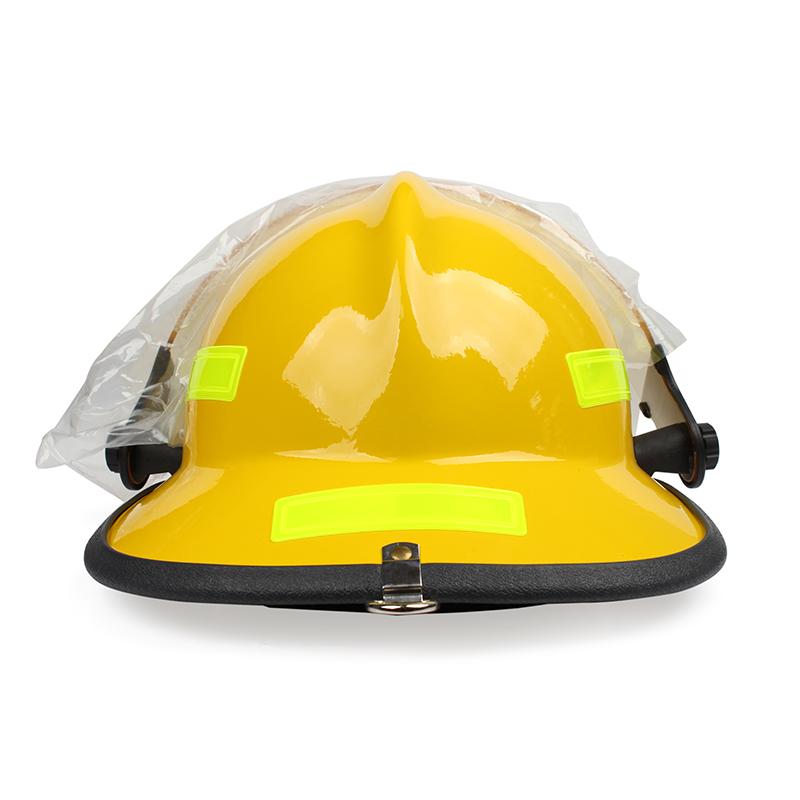 梅思安10107113-A消防头盔 F3白外置面罩