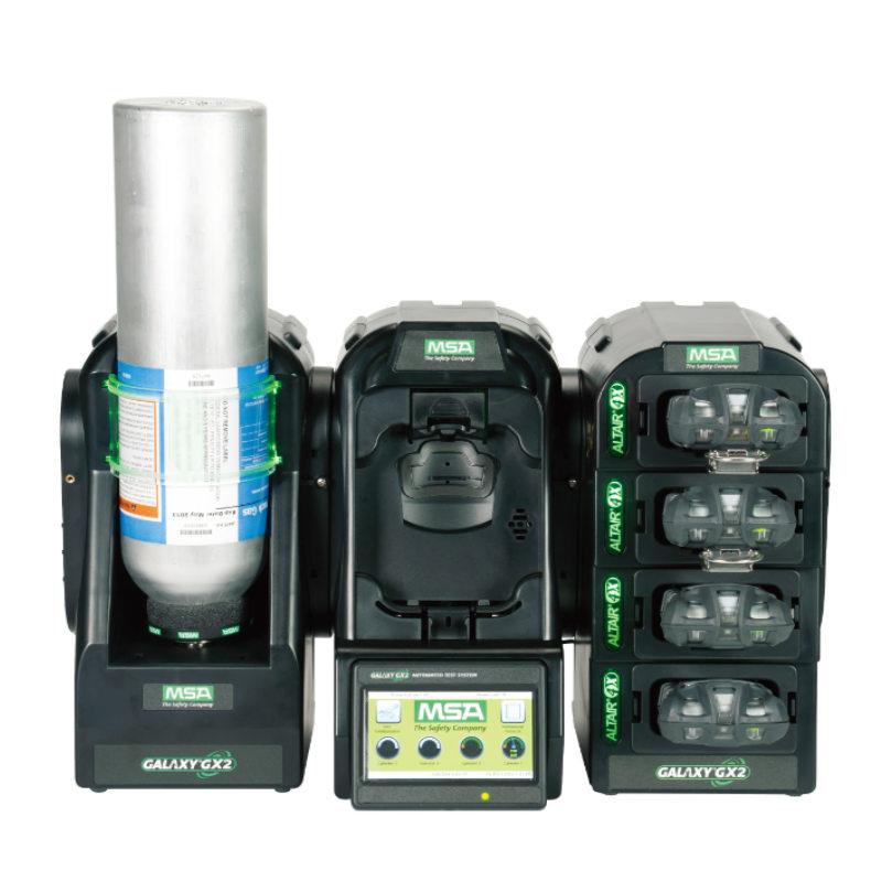 梅思安10128638 天鹰智能测试系统  4/4X 四阀 充电功能