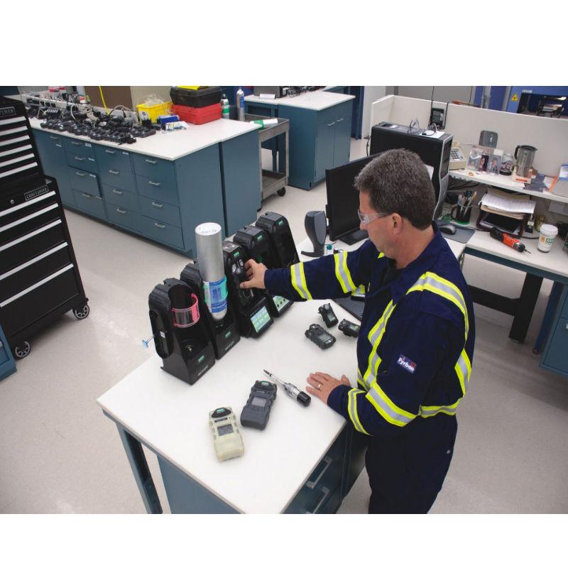 梅思安10128639 天鹰智能测试系统  4/4X  单阀  充电功能