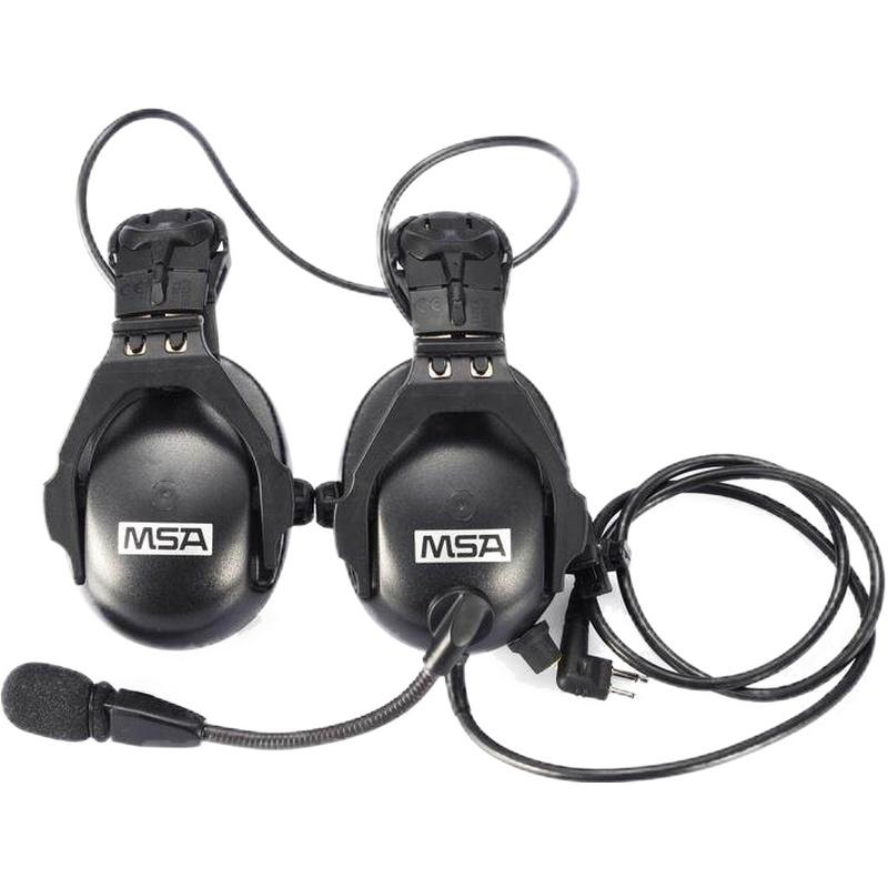 MSA/梅思安 SOR41030 有线型电子防噪音标准耳罩(头戴式)-M