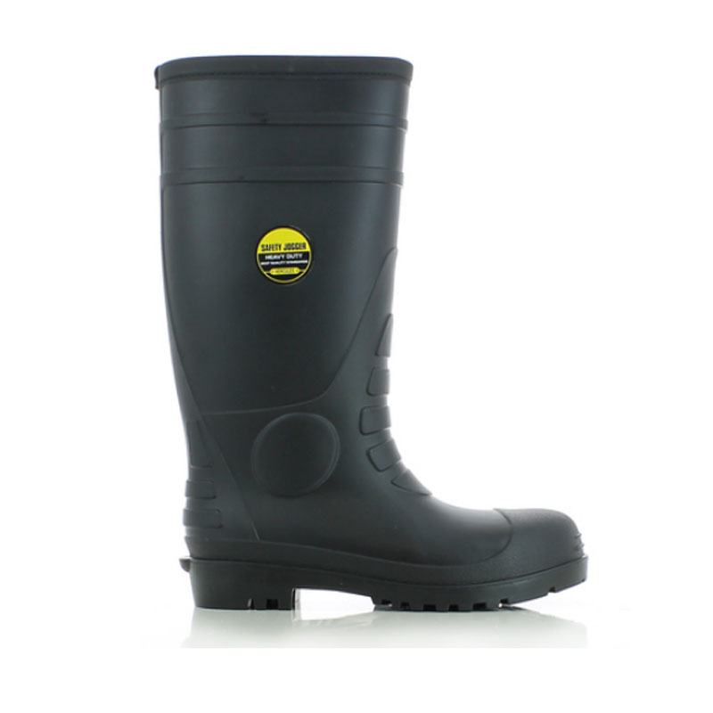Safety Jogger鞍琸宜 HERCULES 黑色PVC防砸防穿刺靴