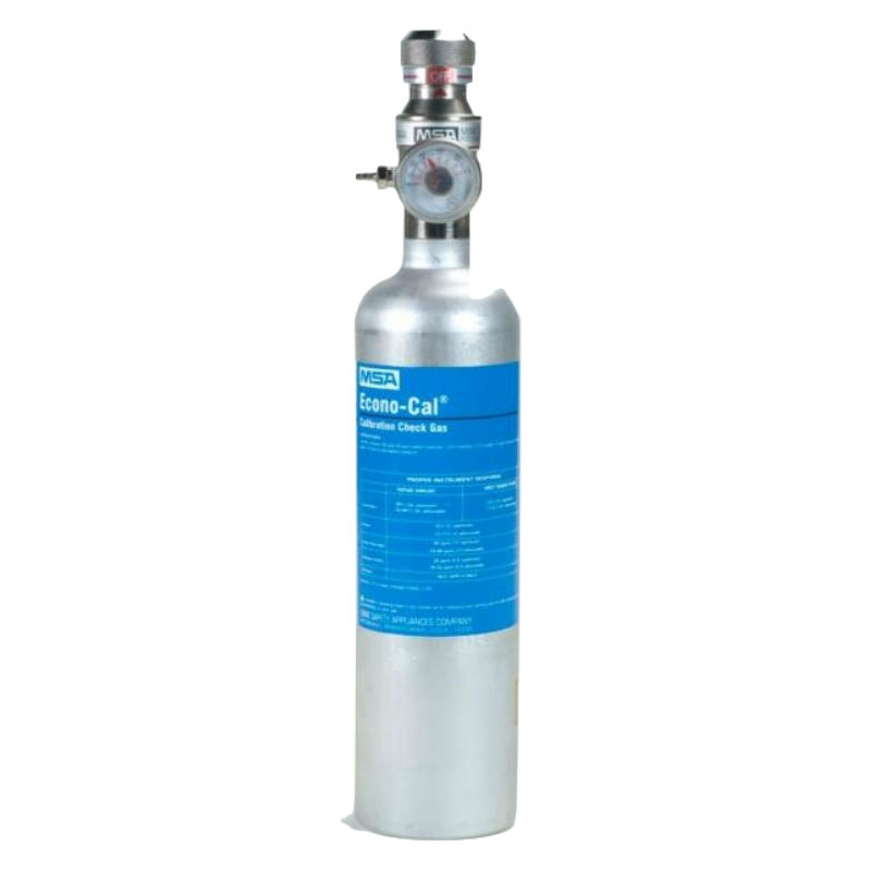 梅思安10154977 60ppm CO / 20ppm H2S 58L标定气
