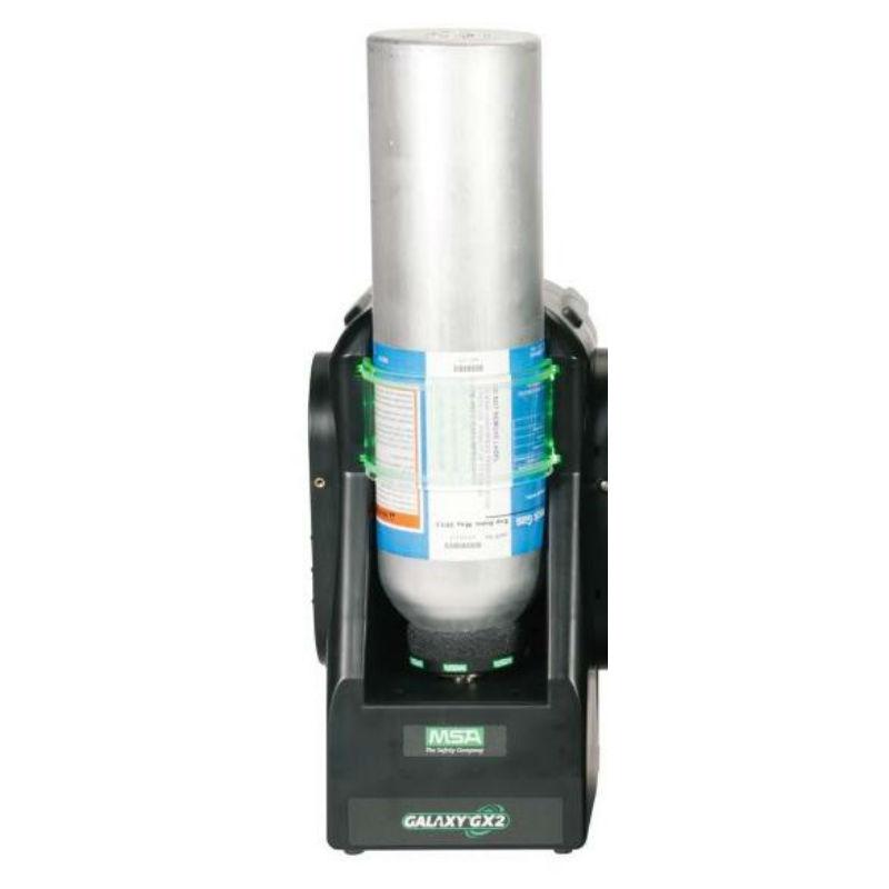 梅思安10105756 电子气瓶支架 GX2(含被动阀不含气瓶)