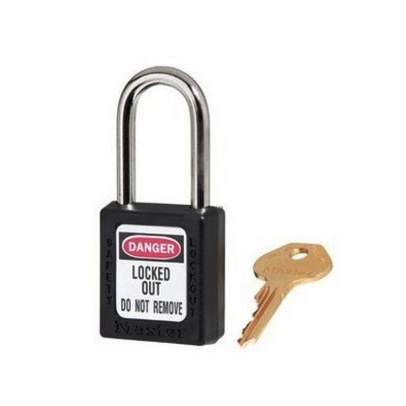 玛斯特 410MCNBLK 工程塑料安全锁