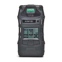 MSA/梅思安 10125345天鹰5X多种气体检测仪(LEL/O2/CO/H2S/SO2/CO2/泵/单色屏)