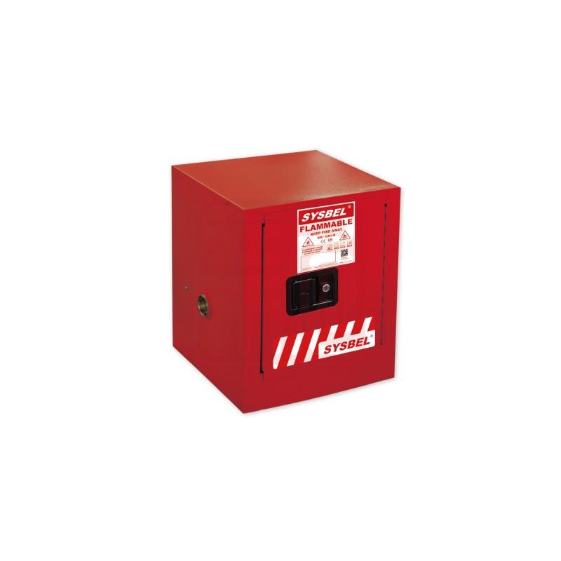 SYSBEL西斯贝尔WA810040R 可燃液体防火安全柜/化学品安全柜(4Gal)封面