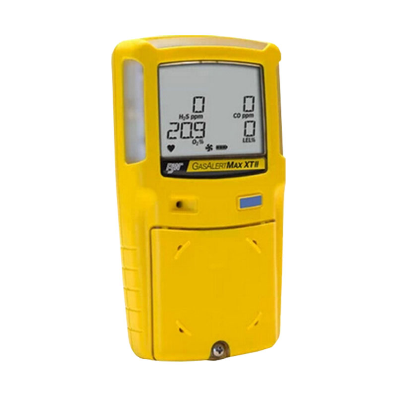 BW GasAlertMax XTII内置泵吸式气体检测仪(LEL/O2/CO/H2S)