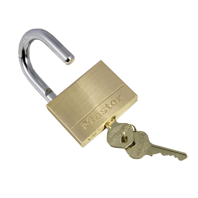 玛斯特 170MCND 实心黄铜挂锁