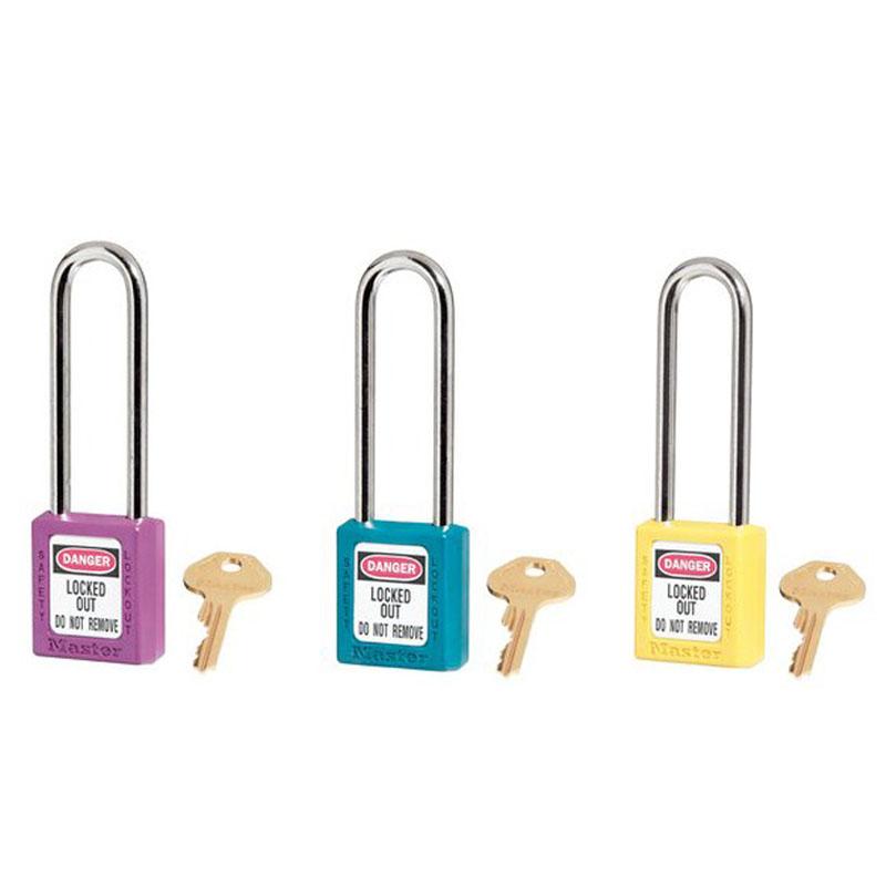 玛斯特 410MCNGRN 工程塑料安全锁