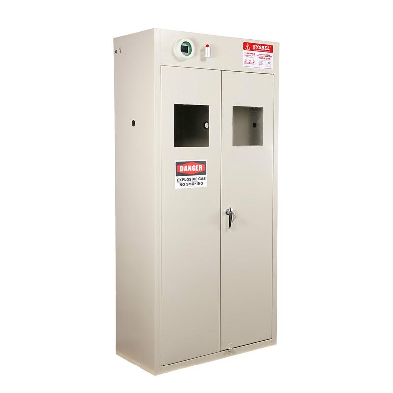 SYSBEL西斯贝尔WA710102 钢制智能气瓶柜