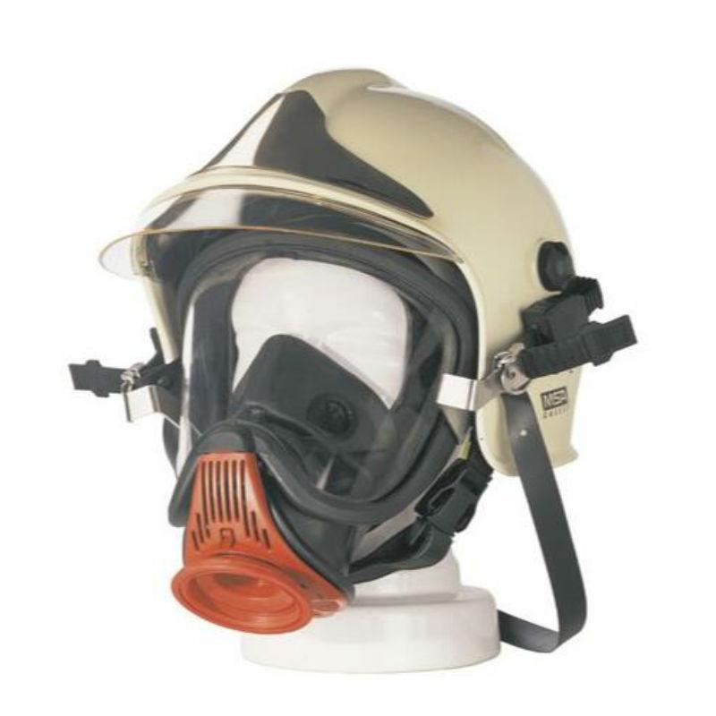 梅思安10045899 UE 超宽视野面罩 (配F1头盔)