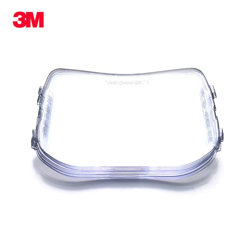 3M 变光屏外保护片 100V(耐磨型)10片/包(零部件号777000)