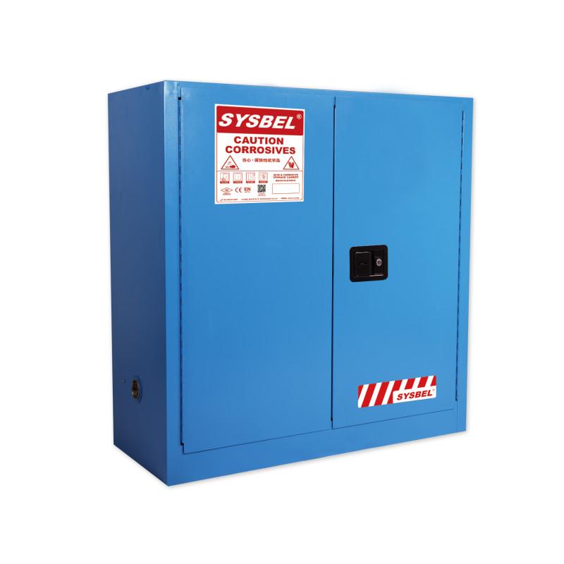 SYSBEL西斯贝尔WA810300B 弱腐蚀性液体防火安全柜化学品安全柜