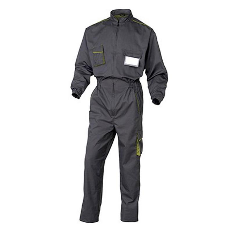代尔塔405411 M6COM灰色连体服