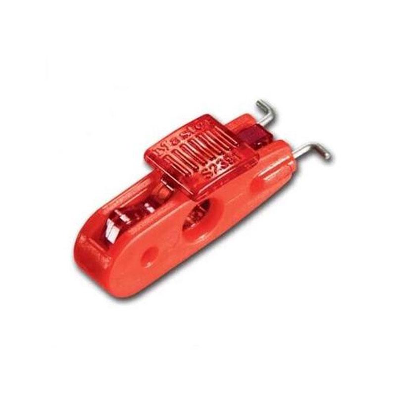 玛斯特 S2391迷你型空气断路器停工锁-外扣宽栓口