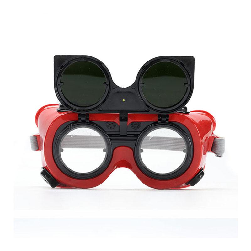 DELTAPLUS/代尔塔101013 TOBA3 翻盖式焊接眼罩