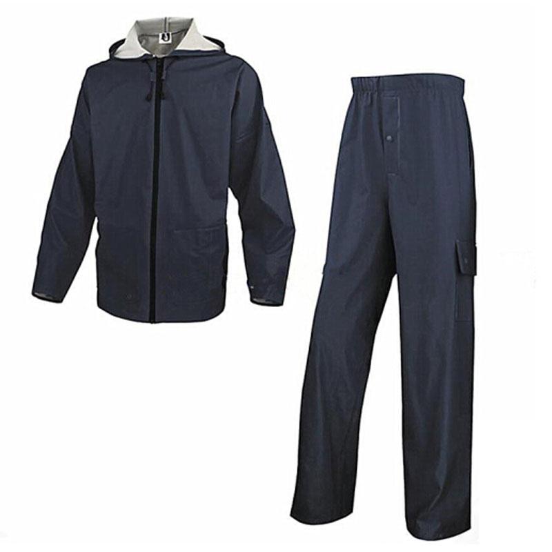 代尔塔407008 EN850雨衣 藏青色