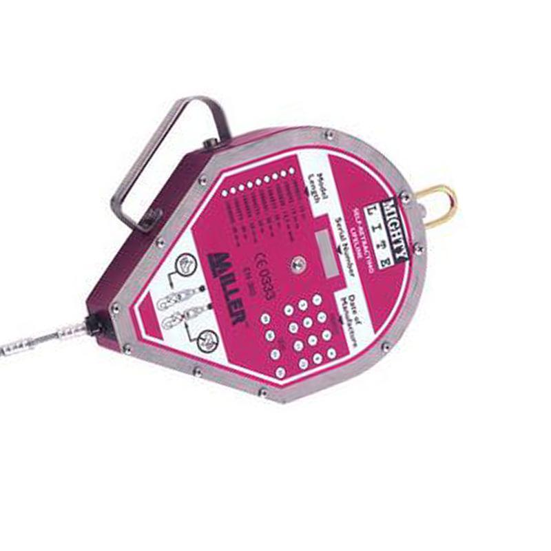 霍尼韦尔1004593C MightyLite速差自控器20米 不锈钢缆