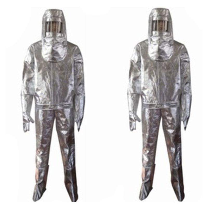 劳卫士LWS-001铝箔隔热服上衣大号