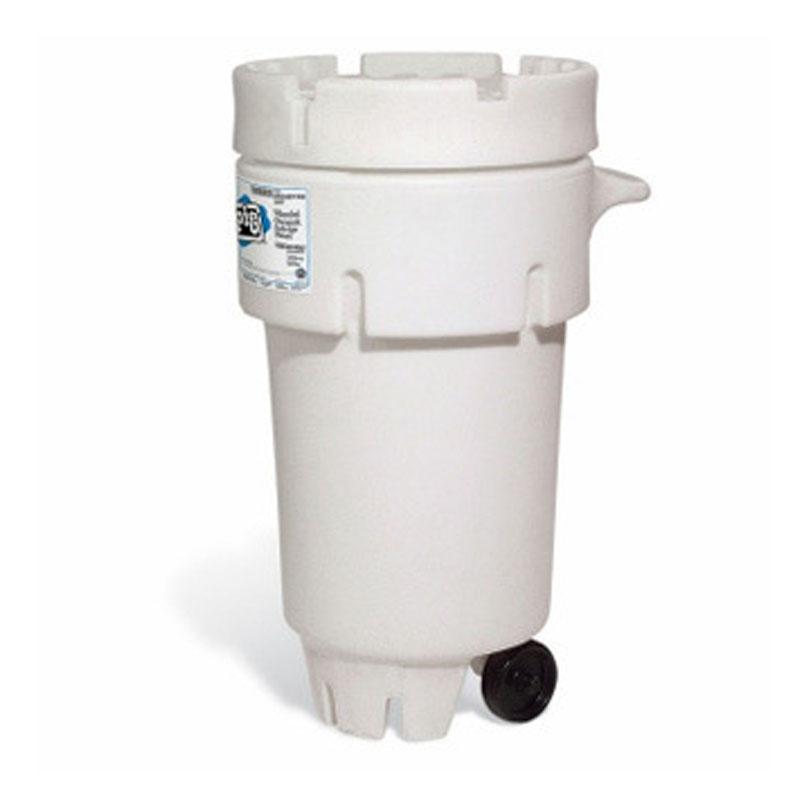 NEWpig PAK489-WH pig89升泄露应急套桶