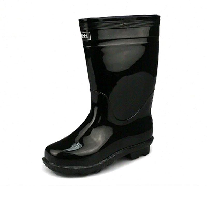 WARRIOR/回力 838民用中筒靴